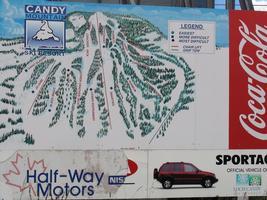 ski trails map
