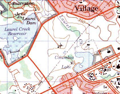 U Waterloo Campus Map.Mystery Farm On Uw North Campus